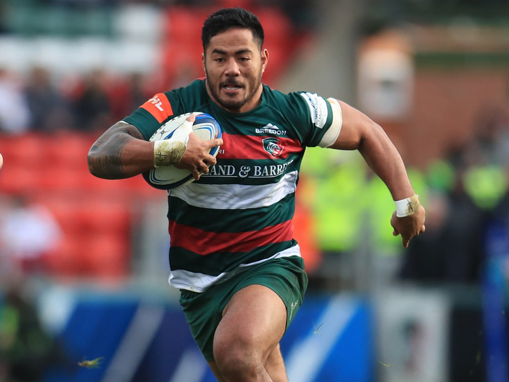 Manu Tuilagi refuses salary cut, leaves Leicester Tigers — Muslim ...